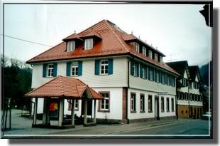Rathaus SchenkenZell