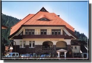 Rathaus Schapbach